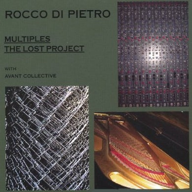 Robert Di Pietro MULTIPLES & THE LOST PROJECT CD