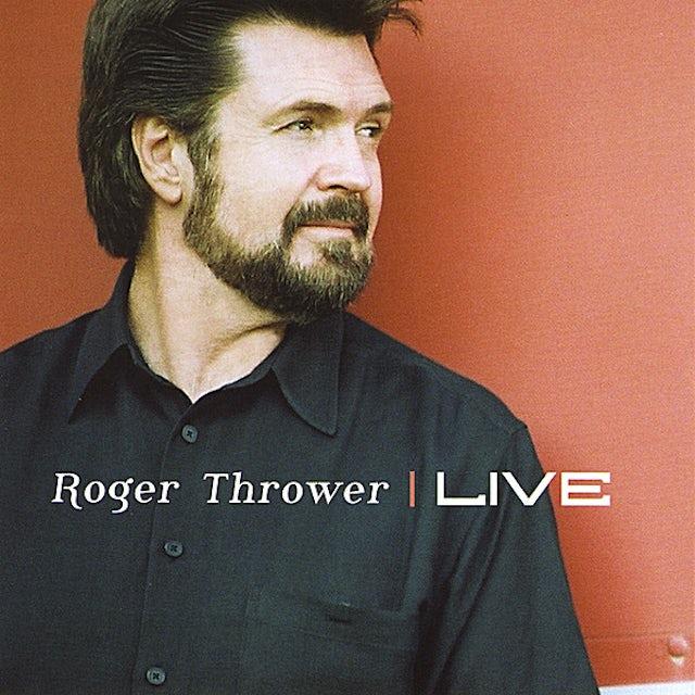 Roger Thrower LIVE CD