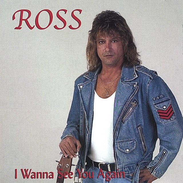 Ross I WANNA SEE YOU AGAIN CD