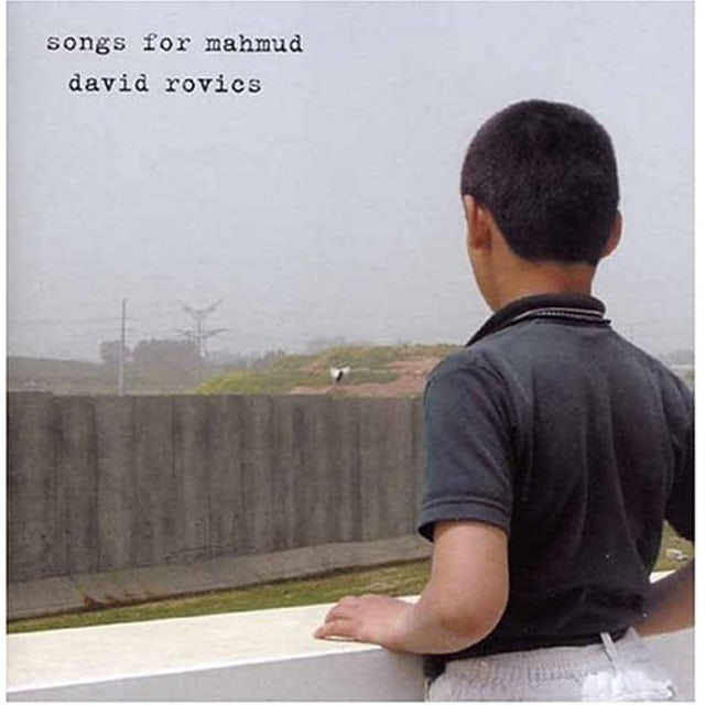 David Rovics SONGS FOR MAHMUD CD