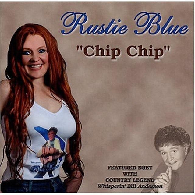 Rustie Blue CHIP CHIP CD