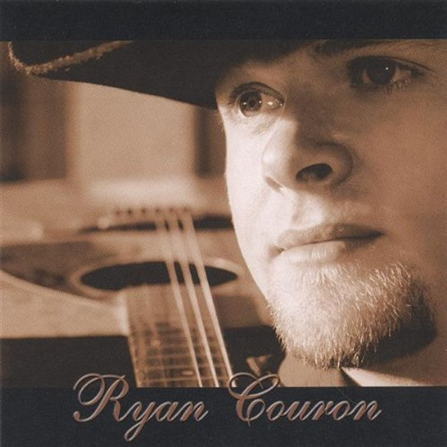 Ryan Couron PRE-RELEASE CD