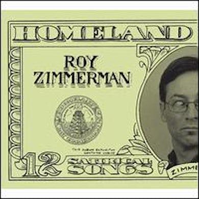 Roy Zimmerman HOMELAND CD