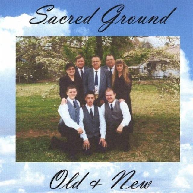 Sacred Ground OLD & NEW CD
