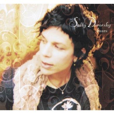 Sally Dworsky BOXES CD
