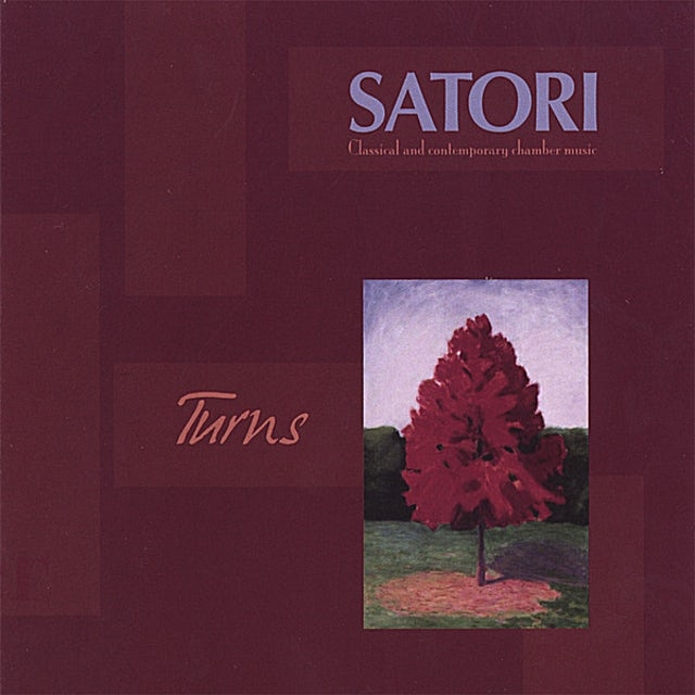 Satori TURNS CD
