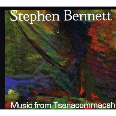 MUSIC FROM TSENACOMMACAH CD