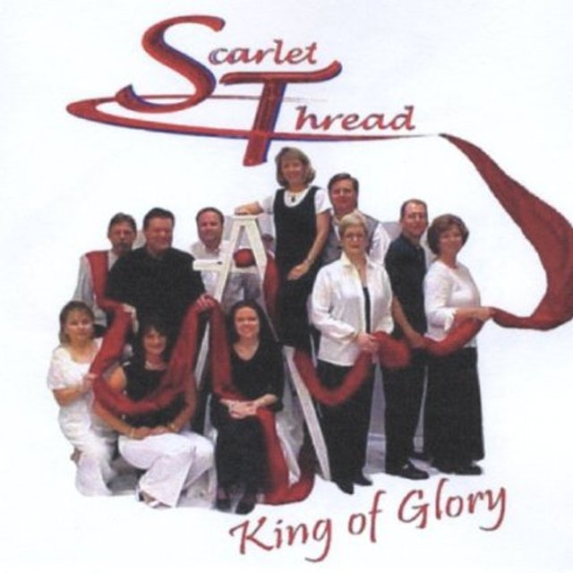 Scarlet Thread KING OF GLORY CD