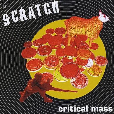 Scratch CRITICAL MASS C/W DEAR MANIAC CD