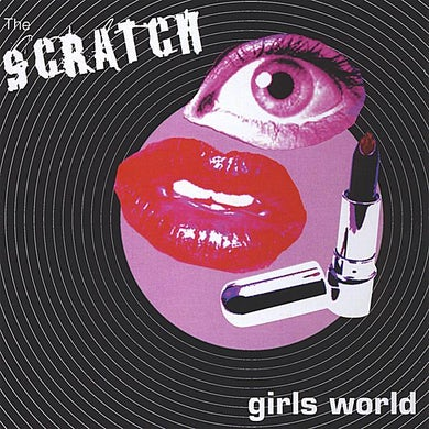 Scratch GIRLS WORLD C/W SWEET SURPRISE CD