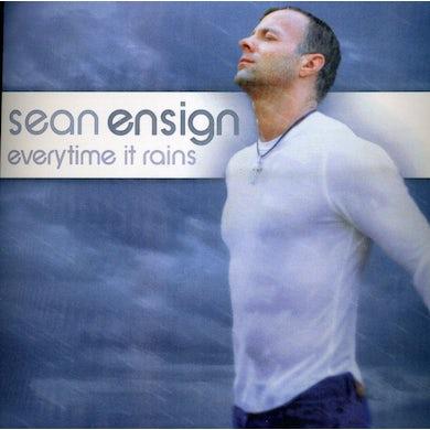 Sean Ensign EVERYTIME IT RAINS CD