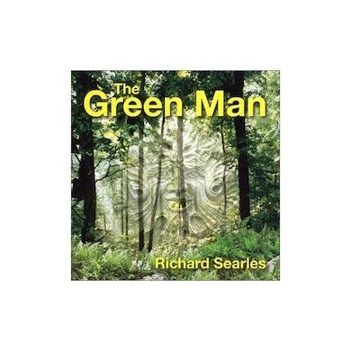Richard Searles GREEN MAN CD