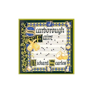 Richard Searles SCARBOROUGH FAIRE CD