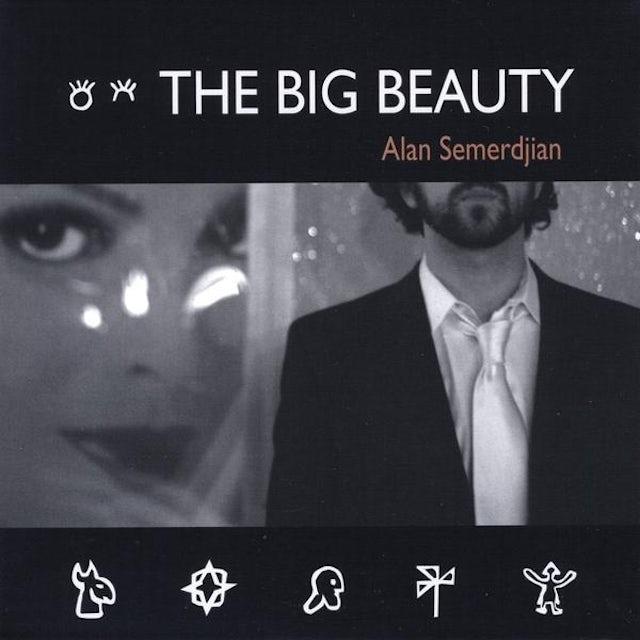 Alan Semerdjian BIG BEAUTY CD