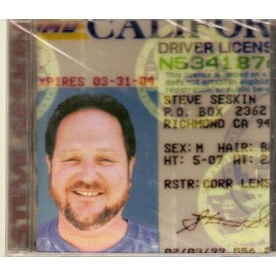 Steve Seskin CD