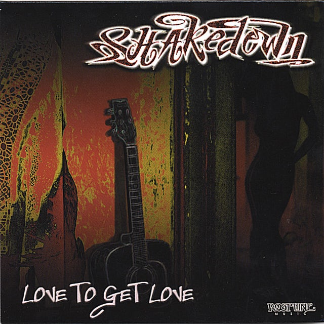 Shakedown LOVE TO GET LOVE CD