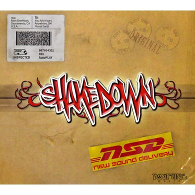 Shakedown NEW SOUND DELIVERY CD