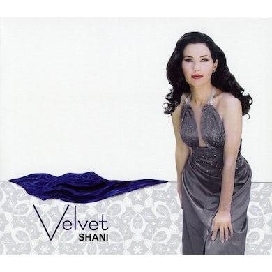 Shani VELVET CD