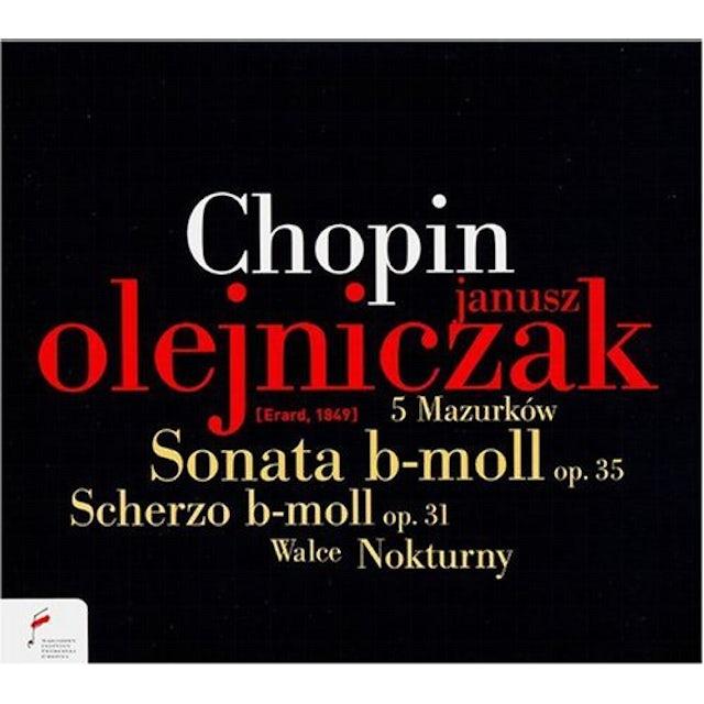 Chopin SONATA OP35 CD