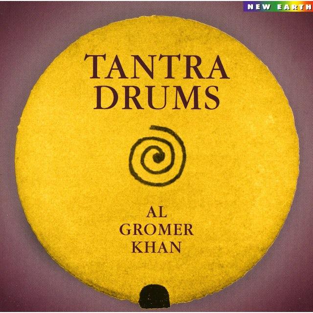Al Gromer Khan TANTRA DRUMS CD