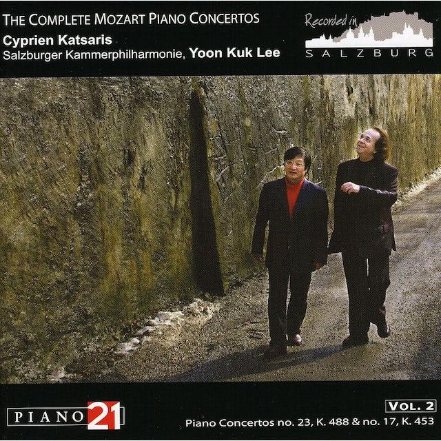 Mozart CONCERTOS PIANO 2 CD