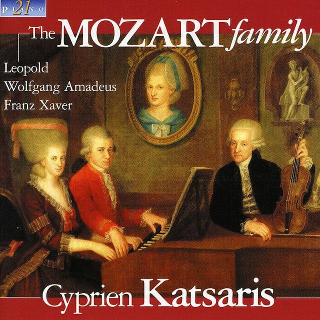 Mozart FAMILY CD