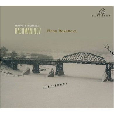 Rachmaninov MOMENTS MUSICAUX OP 16 CD