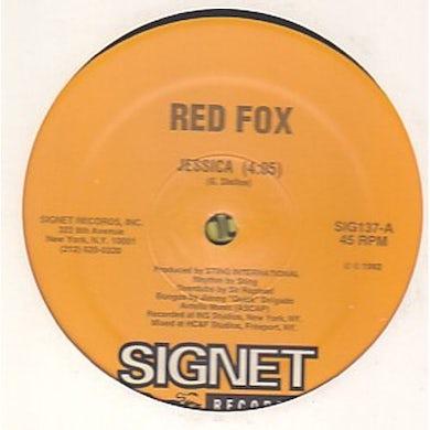 Red Fox JESSICA/CRAB LOUSE Vinyl Record