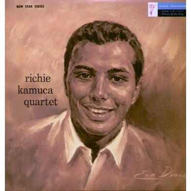 Richie Kamuca QUARTET Vinyl Record