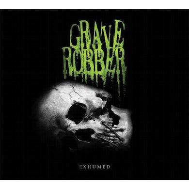 Grave Robber EXHUMED Vinyl Record