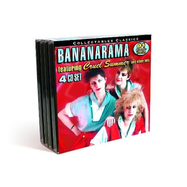 Bananarama COLLECTABLES CLASSICS CD