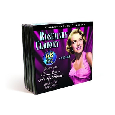 Rosemary Clooney COLLECTABLES CLASSICS CD