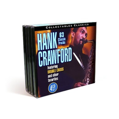 Hank Crawford COLLECTABLES CLASSICS CD