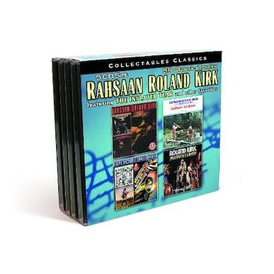 Rahsaan Roland Kirk COLLECTABLES CLASSICS CD