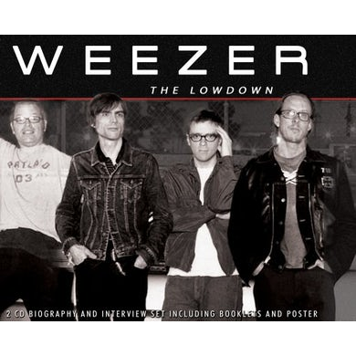 Weezer  LOWDOWN UNAUTHORIZED CD