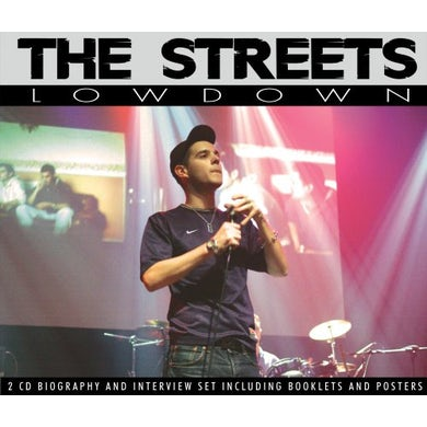 Streets LOWDOWN UNAUTHORIZED CD