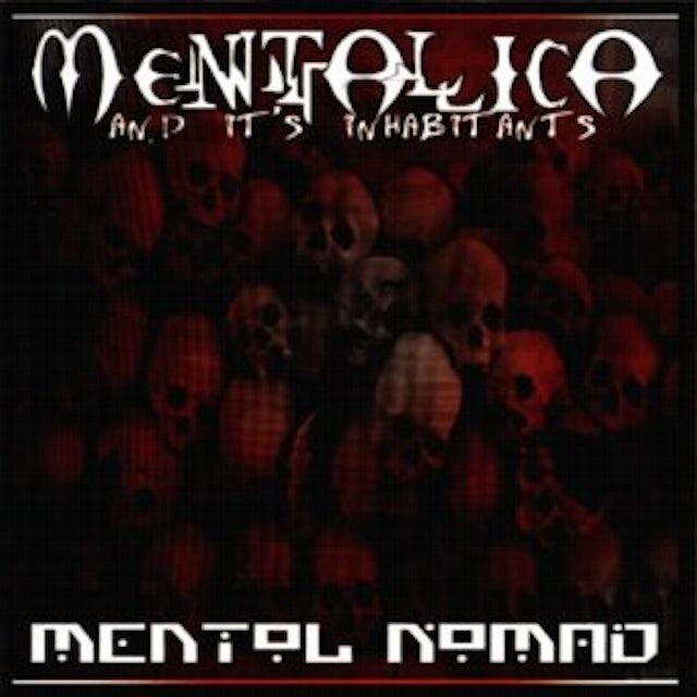 Mentol Nomad MENTALLICA CD