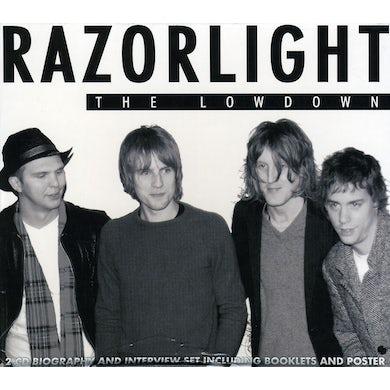 Razorlight LOWDOWN THE CD