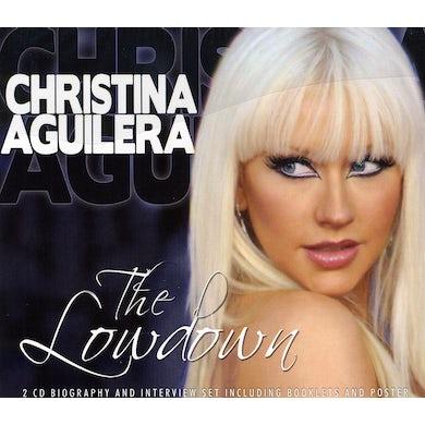 Christina Aguilera LOWDOWN UNAUTHORIZED CD