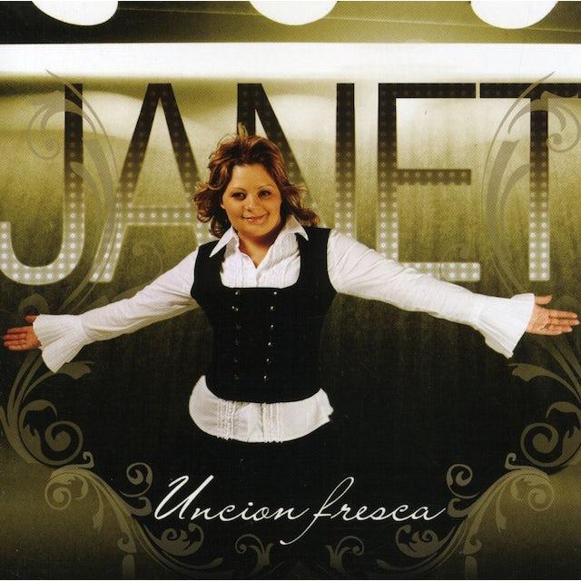 Janet UNCION FRESCA CD