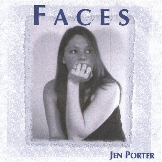 Jen Porter FACES CD