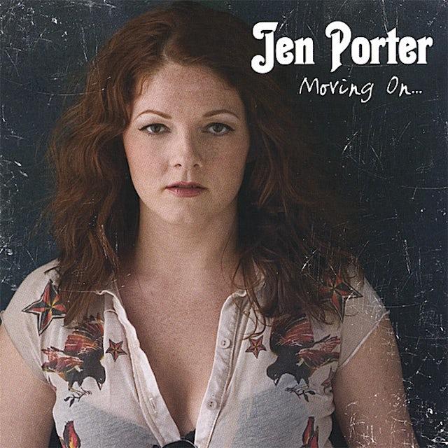 Jen Porter MOVING ON CD