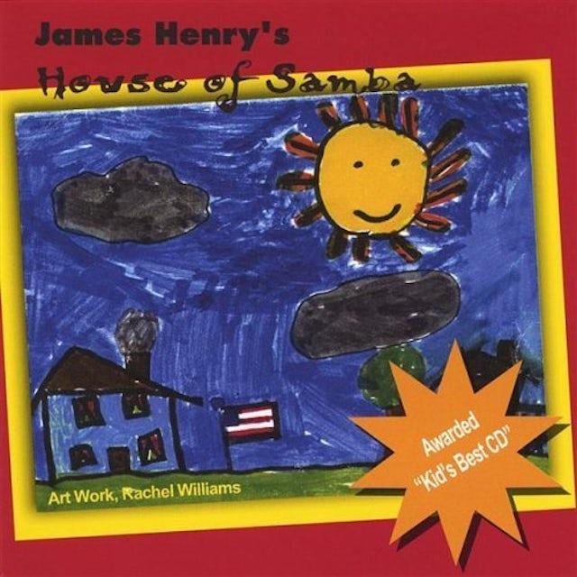 James Henry HOUSE OF SAMBA CD