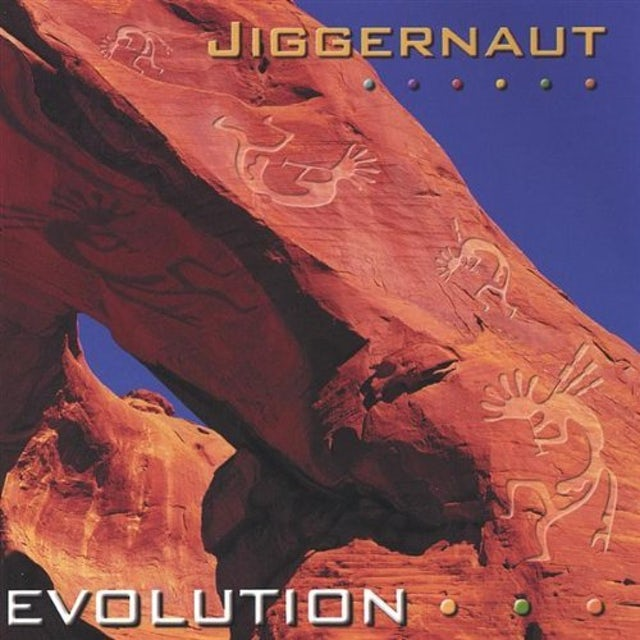 Jiggernaut EVOLUTION CD