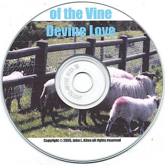 John Allen OF THE VINE- DEVINE LOVE CD
