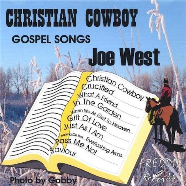 Joe West CHRISTIAN COWBOY CD