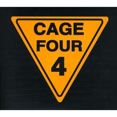 John Cage FOUR4/GLENN FREEMAN PERCUSSION CD