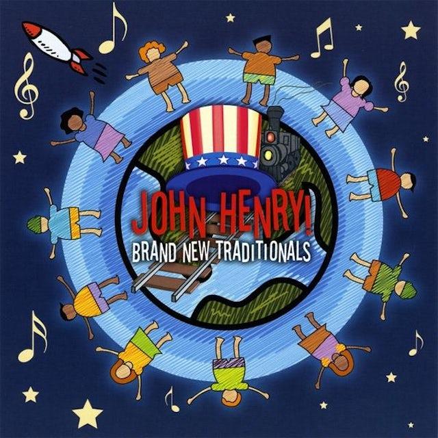 John Henry BRAND NEW TRADITIONALS CD