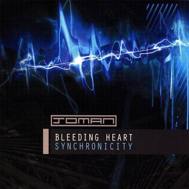 Joman BLEEDING HEART SYNCHRONICITY CD