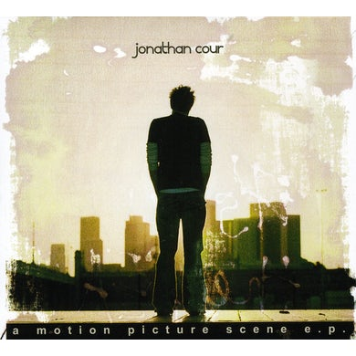 Jonathan Cour MOTION PICTURE SCENE EP CD